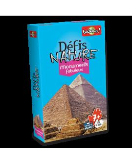 Defis nature : monuments fabuleux