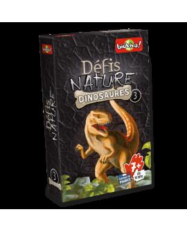 Defis nature : Dinosaures - noir