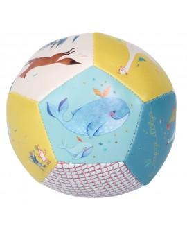 ballon souple 10cm -voyage d'Olga