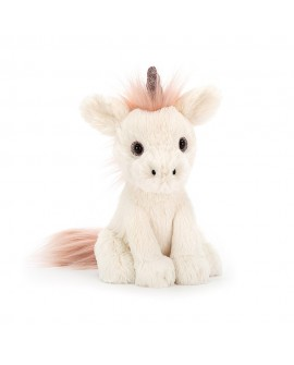Licorne starry eyed