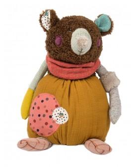 poupée ours marron - jolis trop beaux