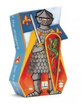 Le chevalier au dragon - 36 pcs*