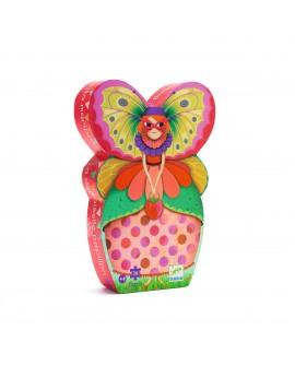 demoiselle papillon - 36 pcs