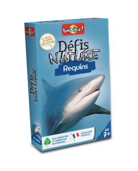 Defis nature : requins