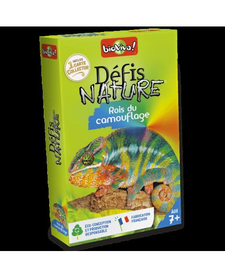 Defis nature : rois du camouflage