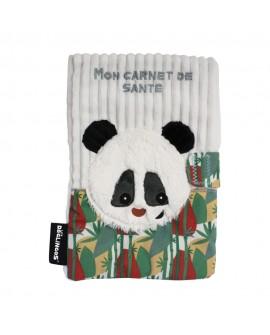 Rototos le panda , protege carnet de santé